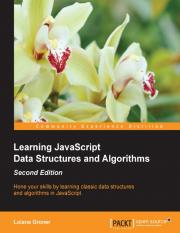 Learning JavaScript Data Structures and Algorithms, Second Edition - 2016.pdf