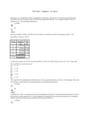 FIN 601 Chapter 25 Quiz.docx