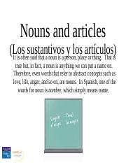 CH01_7. Nouns and articles.ppt