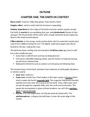 CH 1 THE EARTH IN CONTEXT.docx
