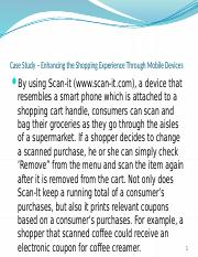 Chapter 1 - Case Study – Enhancing the Shopping Experience Through.pptx