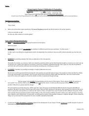 GE Group Project 1 Critical Thinking with Questions Analysis & Evaluation.docx