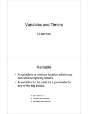04VariablesTimers