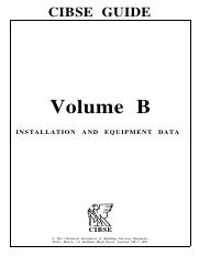 cibse guide b cibse guide volume b installation and equipment data rh coursehero com Firefighting Wallpaper Backgrounds Firefighter Logo