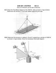 eas 207lr statics suny buffalo page 1 course hero. Black Bedroom Furniture Sets. Home Design Ideas