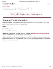 Syllabus for GPH 210_ Society and Environment (2019 Spring - A).pdf