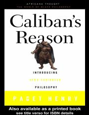 Henry_Paget_Calibans_Reason_Introducing_Afro-Caribbean_Philosophy