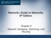 NETWORK +_PPT_ch06