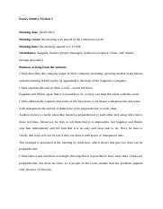 Konev Dmitry Section 3 Writing Assignment 4