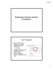 Week 5 - Respiratory Systems and Gas Exchangers.pdf