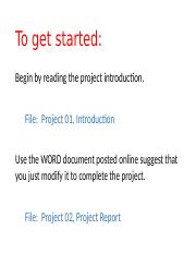 Project 00, Project step-by-step guide.pptx