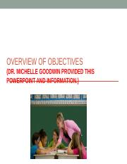 Overview of Objectives(5).ppt
