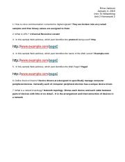 Intro To Networking U2_HomeWork2.docx