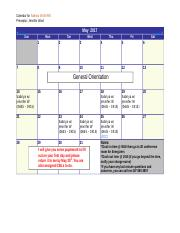calendar for Sabriya Smith