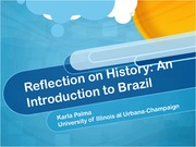 Lecture 5 Intro to Brazil