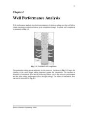 Chapter 2-A Well Performance Analysis