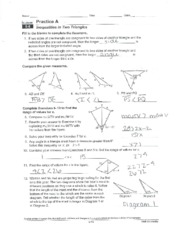 Geometry Practice A 5-6