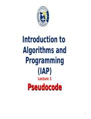 IAP-Lecture 3.ppt