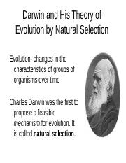 Natural Selection Notes PowerPoint.pptx