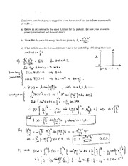 Exam 2 Review Problems on Modern Physics