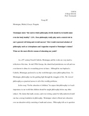 theme of justice vs revenge in agamemnon essay professor  8 pages montaigne philosophy argument essay response