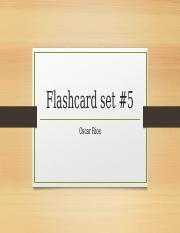Flashcard Set 5 Completed.pptx