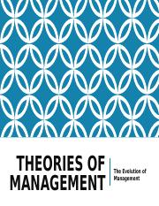 CH 2 THE MANAGEMENT MOVEMENT AND THEORIES.ppt