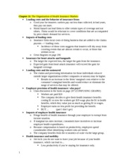 Health Care Econ Study Guide Chapter 11