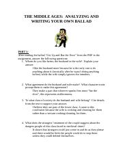 M1L3 Medievel Ballads Questions - Part 1 and 2.docx