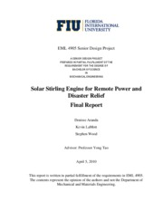 StirlingEngine-FinalReport-Spring2010