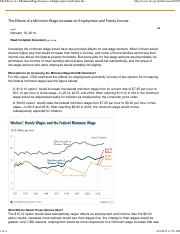 Week 2 Article The Effects of a Minimum-Wage Increase on Employment and Family Income - CBO.pdf