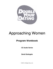 David DeAngelo - Approaching Women and Starting Conversation