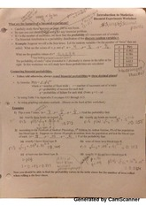 Binomials experiment worksheet-2