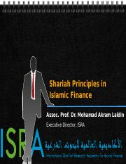 introduction to islamic finance_ISRA