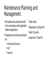 Maintenance Planning and Management.pptx