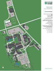 Campus Map Durham College Oshawa