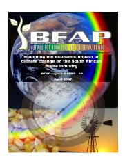 The economic impact of climate change on the South African maize industry (2007).pdf