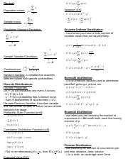 IEE 380 Cheat Sheet (EXAM 1).docx