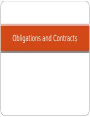 Obligations and Contracts.ppt