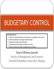 K01159_20180403081917_Topic 3 Budgetary Control.pptx