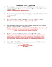 Worksheet Colligative Properties Worksheet ch13 soln colligative properties key c the vapor pressure of 1 pages 2 key