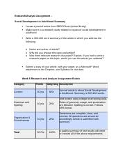 PSY101_W5_Research_and_Analyze_Assignment & Rubric.docx