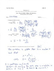 SolutionsWorksheet2