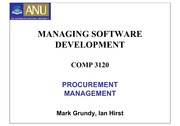 COMP3120_15_Procurement_Management_2010_v1
