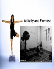 week 3 Activity and Exercise A