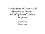23-Steady State AC 2