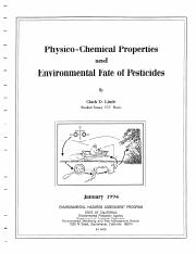 physical-chemical property of pesticide.pdf