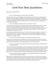 Unit Five Text Questions - Darrell Pinontoan.docx