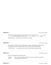 oligopoly essay oligopoly what are the characteristics of  5 pages 2 review test submission chapter 7 quiz 2015su econ