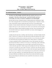 Macroeconomics - Reflection Instructions (2) (1).docx